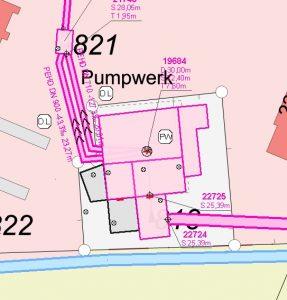 Erfassung eines Sonderbauwerks in novaKANDIS. Quelle: Kommunalbetrieb Krefeld AöR